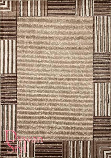 Dywan Roxy Beżowe Linie Beżowy 120x170
