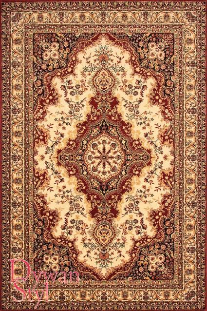 Dywan Agnella Isfahan Almas bursztyn (160x240)