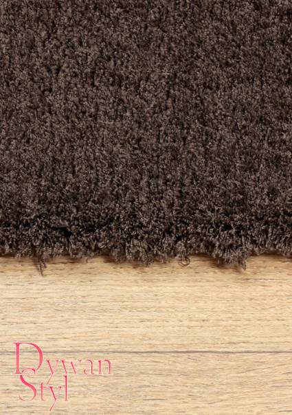 Dywan                                             Loft Shaggy dark brown (18039)