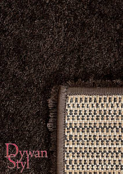 Dywan                                             Loft Shaggy dark brown (18040)