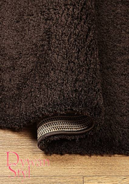 Dywan                                             Loft Shaggy dark brown (18041)