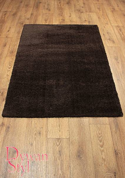 Dywan                                             Loft Shaggy dark brown (18042)